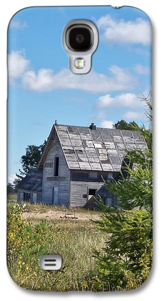 Captains Quarters Galaxy S4 Cases - The Old Captains Quarters Galaxy S4 Case by Teresa McGill