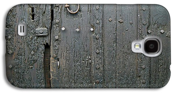 Cathar Country Galaxy S4 Cases - The Old Door Galaxy S4 Case by France  Art
