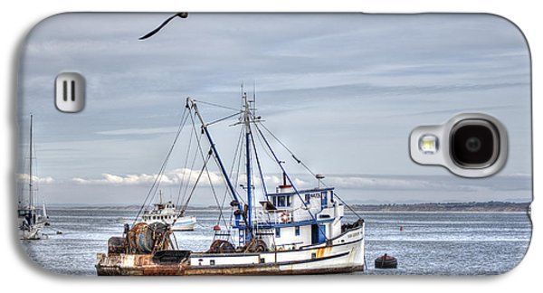 Galaxy S4 Cases - The Old Fishing Boat Galaxy S4 Case by Agrofilms Photography