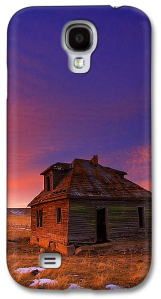 Old Galaxy S4 Cases - The Old House Galaxy S4 Case by Kadek Susanto