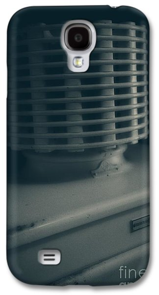 Appliance Galaxy S4 Cases - The Old Ice Box Galaxy S4 Case by Edward Fielding