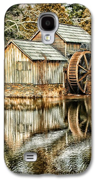 Old Mill Scenes Photographs Galaxy S4 Cases - The Old Mill Galaxy S4 Case by Darren Fisher