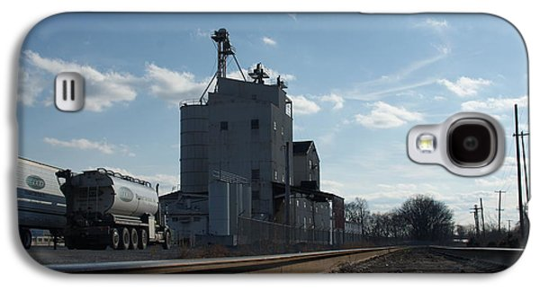 Feed Mill Galaxy S4 Cases - The old Mill Galaxy S4 Case by Rob Luzier