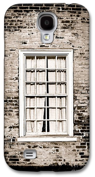 Historic Home Galaxy S4 Cases - The Old Window Galaxy S4 Case by Olivier Le Queinec