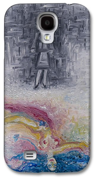 The Other Woman Galaxy S4 Case by Sora Neva