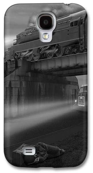 Smoke Digital Galaxy S4 Cases - The Overpass Galaxy S4 Case by Mike McGlothlen