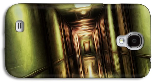 Creepy Galaxy S4 Cases - The Passage Galaxy S4 Case by Scott Norris