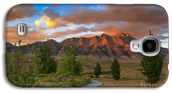 Fault Galaxy S4 Cases - The Path To Beauty Galaxy S4 Case by Robert Bales