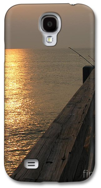 Waterscape Galaxy S4 Cases - The Pole Galaxy S4 Case by Greg Patzer