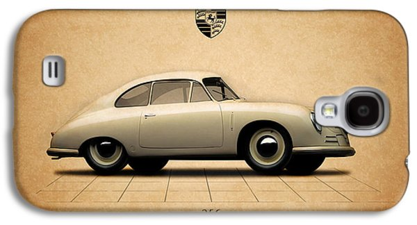 Recently Sold -  - Sports Photographs Galaxy S4 Cases - The Porsche 356 Galaxy S4 Case by Mark Rogan