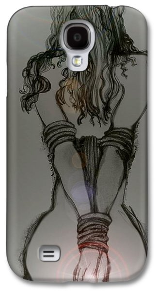Terrorist Galaxy S4 Cases - The Prayer October in New York 2001 Galaxy S4 Case by Carolyn Weltman