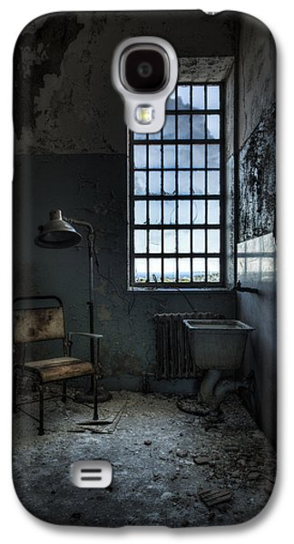 """""""haunted House"""" Galaxy S4 Cases - The Private Room - Abandoned Asylum Galaxy S4 Case by Gary Heller"""