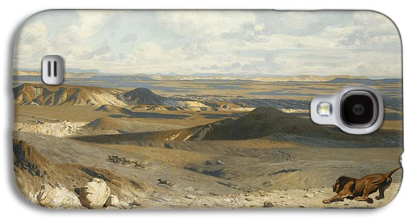 Gerome Galaxy S4 Cases - The Pursuit Galaxy S4 Case by Jean Leon Gerome