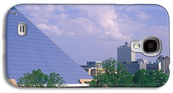 Tn Galaxy S4 Cases - The Pyramid Memphis Tn Galaxy S4 Case by Panoramic Images