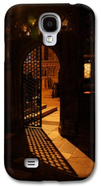 Light And Dark Galaxy S4 Cases - The Quire Lies Beyond Galaxy S4 Case by Lisa Knechtel
