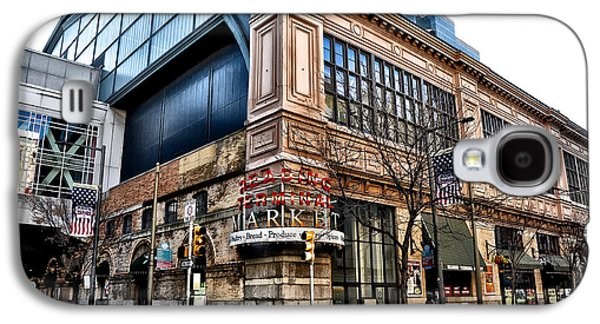 The Reading Terminal Market Galaxy S4 Case by Bill Cannon
