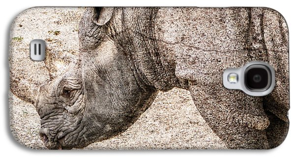 The Rhino Galaxy S4 Case by Ray Van Gundy