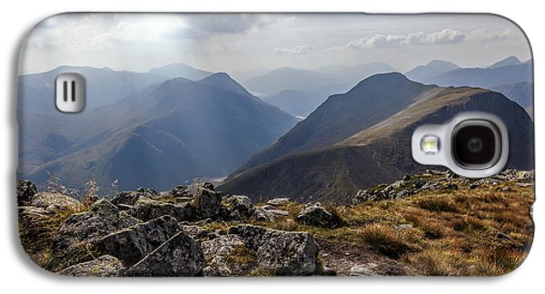 Munroe Galaxy S4 Cases - The Ridge Galaxy S4 Case by Kype Hills