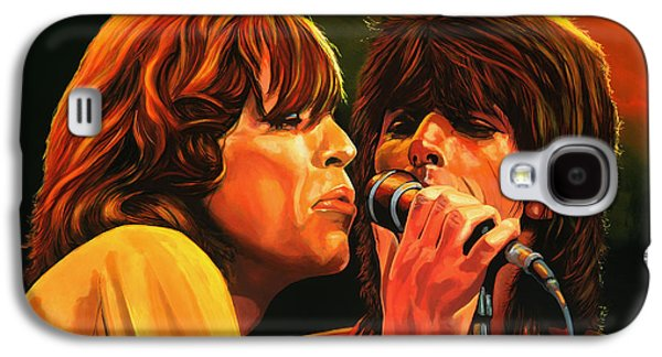 The Rolling Stones Galaxy S4 Case by Paul Meijering