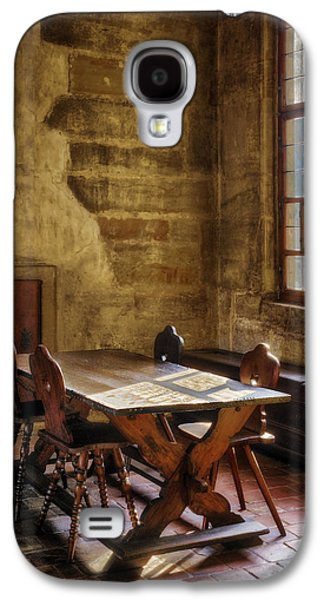 Sun Galaxy S4 Cases - The room on the side Galaxy S4 Case by Joan Carroll