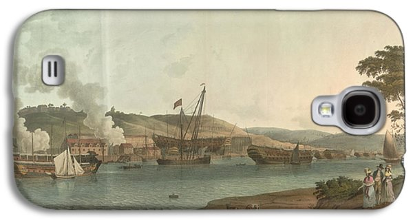 The Royal Dockyard At Chatham Galaxy S4 Case by British Library