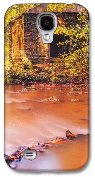 Old Mills Galaxy S4 Cases - The ruins of an Old Mill Galaxy S4 Case by Maciej Markiewicz
