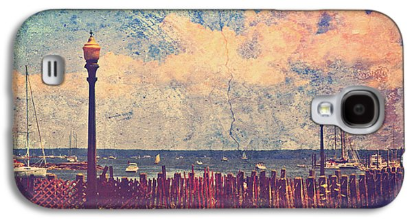 Salt Air Galaxy S4 Cases - The Salty Air Sea Breeze In Her Hair IV Galaxy S4 Case by Aurelio Zucco