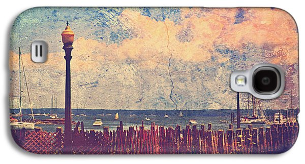 The Salty Air Sea Breeze In Her Hair Iv Galaxy S4 Case by Aurelio Zucco