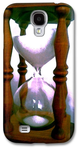 Etc. Paintings Galaxy S4 Cases - The Sands of Time Galaxy S4 Case by CHAZ Daugherty