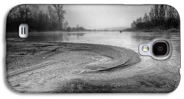 Landscapes Photographs Galaxy S4 Cases - The sands of time Galaxy S4 Case by Davorin Mance