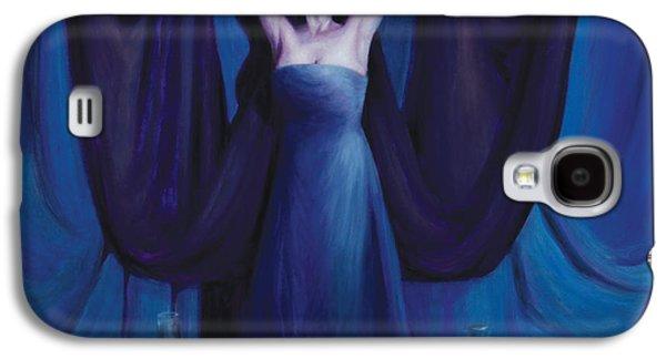 The Seer Galaxy S4 Case by Shelley Irish