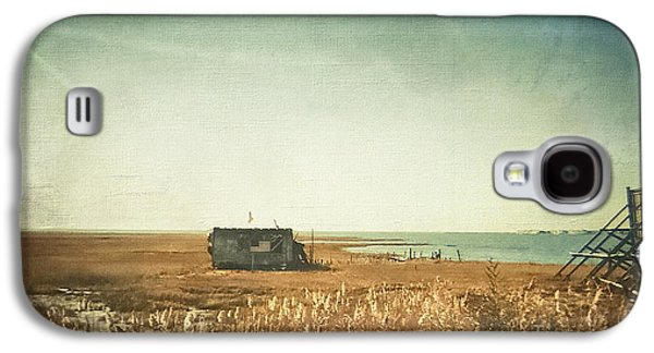Original Art Photographs Galaxy S4 Cases - The Shack - LBI Galaxy S4 Case by Colleen Kammerer