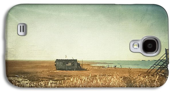 Original Photographs Galaxy S4 Cases - The Shack - LBI Galaxy S4 Case by Colleen Kammerer