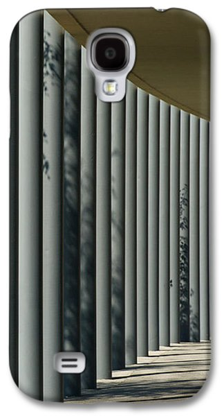 Mhs Galaxy S4 Cases - The Shadows and Pillars Galaxy S4 Case by Mark Dodd