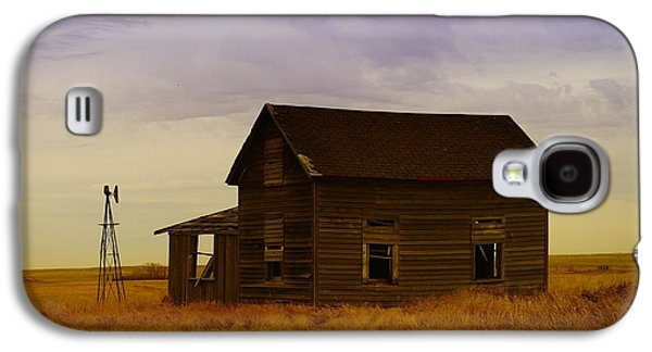 Old Relics Galaxy S4 Cases - The Shambles Of Dreams Gone By Galaxy S4 Case by Jeff  Swan