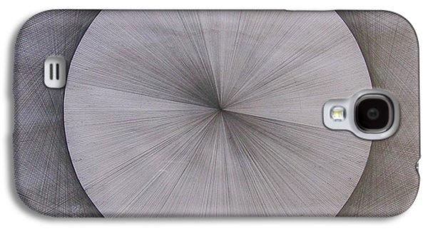 The Shape Of Pi Galaxy S4 Case by Jason Padgett