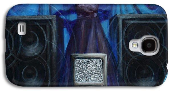 The Silenced Galaxy S4 Case by Shelley Irish
