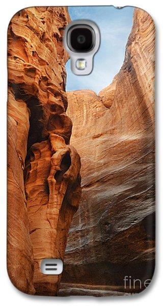 Jordan Pyrography Galaxy S4 Cases - The Siq Galaxy S4 Case by Jelena Jovanovic