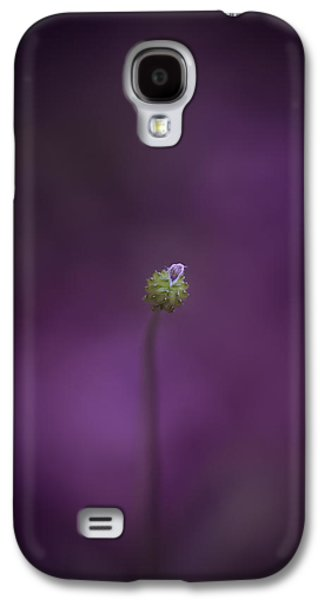 Small Galaxy S4 Cases - The Smallest Of Things Galaxy S4 Case by Shane Holsclaw