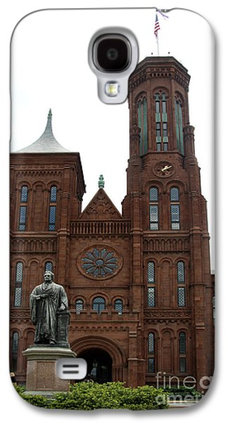 The Smithsonian - Washington Dc Galaxy S4 Case by Christiane Schulze Art And Photography