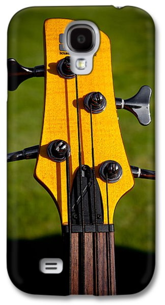 The Kingpins Galaxy S4 Cases - The Soundgear Guitar by Ibanez Galaxy S4 Case by David Patterson