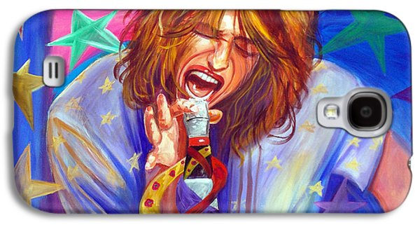 The Star Is Born Galaxy S4 Case by To-Tam Gerwe