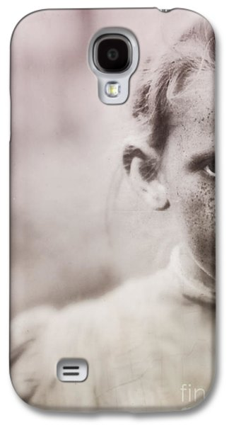 Labor Galaxy S4 Cases - The Stare Galaxy S4 Case by Edward Fielding