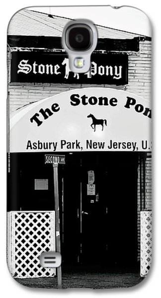 Bruce Springsteen Photographs Galaxy S4 Cases - The Stone Pony Asbury Park NJ Galaxy S4 Case by Terry DeLuco