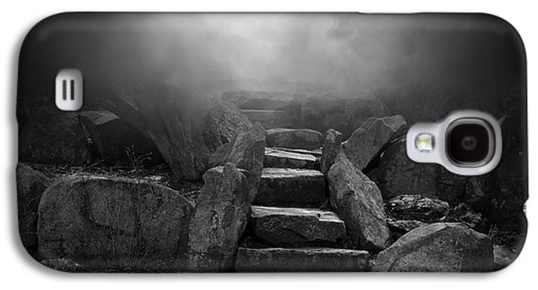 Contemplative Photographs Galaxy S4 Cases - The Stone Steps I Galaxy S4 Case by Dave Gordon