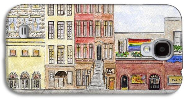 The Stonewall Inn Galaxy S4 Case by AFineLyne