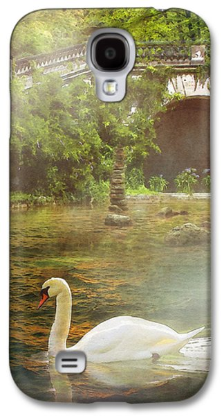 The Swan Lake Galaxy S4 Case by Pati Photography