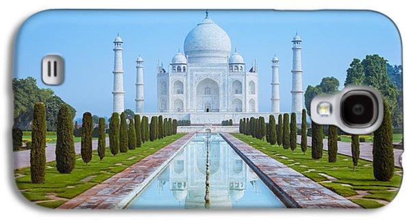 Recently Sold -  - Ancient Galaxy S4 Cases - The Taj Mahal of India Galaxy S4 Case by Nila Newsom
