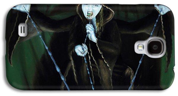 The Taker Galaxy S4 Case by Shelley Irish