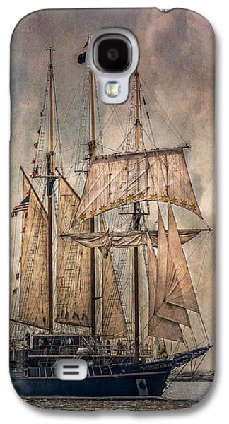 The Tall Ship Peacemaker Galaxy S4 Case by Dale Kincaid